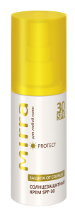 Солнцезащитный крем SPF 30